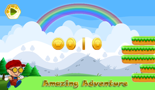 Jungle Adventure World of Beto 1.0.1 screenshot 2