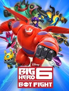 Big Hero 6 Bot Fight 2.7.0 screenshot 12