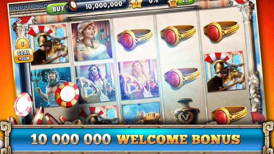 Zeus casino game download