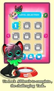 Cat Connect Mania : Tom crush 1.0 screenshot 3