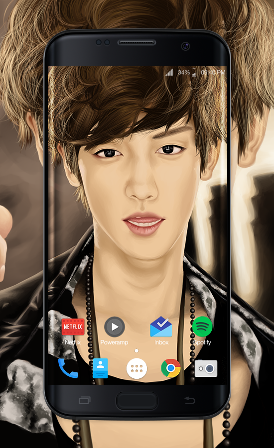 Chanyeol Exo Wallpaper Hd 6 0 Apk Download Android Personalization
