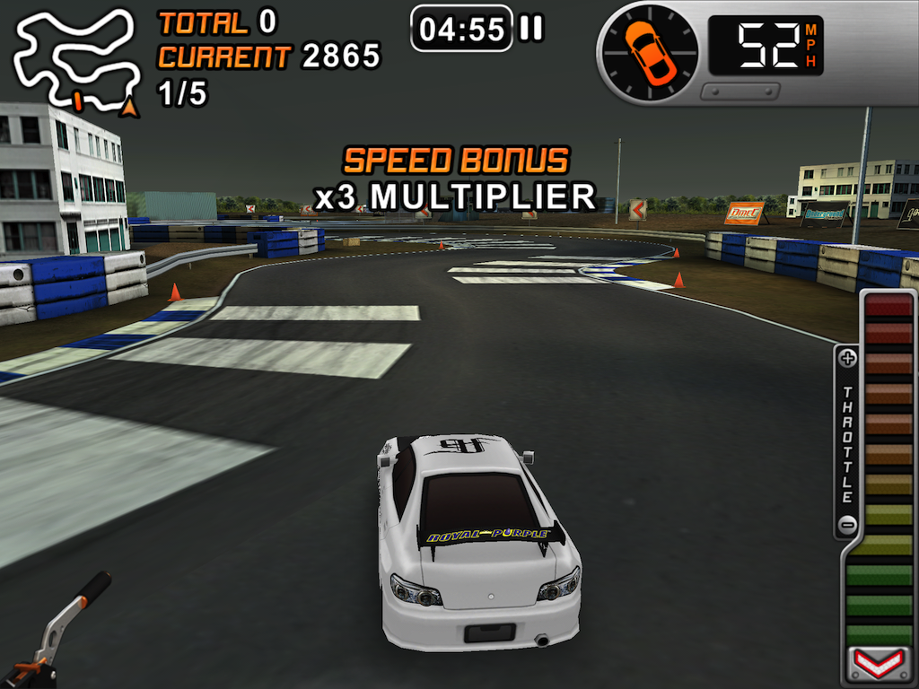 ... Drift Mania Championship Lite screenshot 8 ...