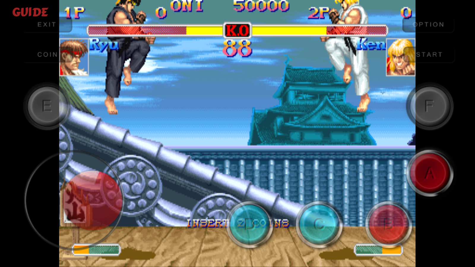 Guide for Street Fighter 1 0 6 sf2 APK Download - Android Books