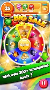 Jelly Buster - Match 3 Game 6.3.10 screenshot 5