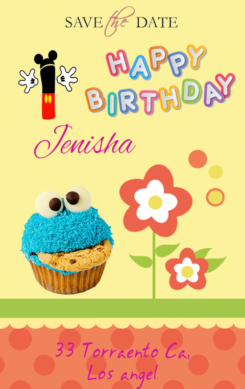Birthday Invitation Card Maker 1 0 Apk Download Android