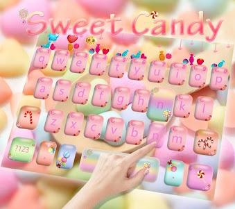 Candy Keyboard of Candy Land 10001004 screenshot 3