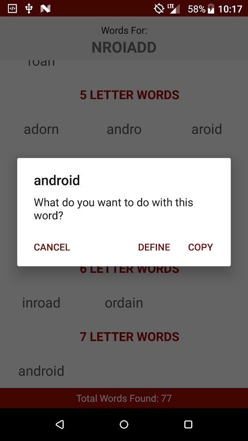 Word Finder 12 Apk Download Android Tools Apps