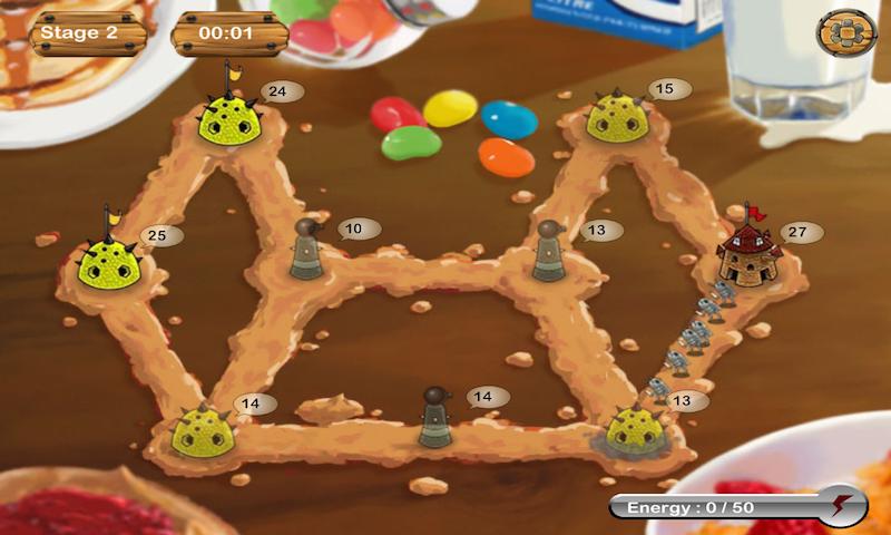 Bug War 1 0 7 APK Download - Android Adventure Games