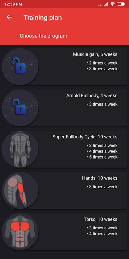 SmartFit: Adaptive Gym Workout Routines 1 1 2 8 APK Download