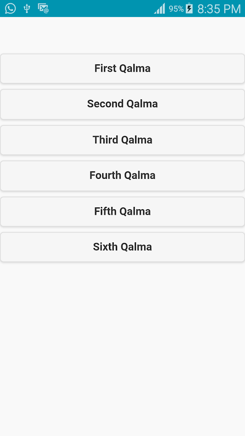 6 Kalma 100 Apk Download Android Education Apps