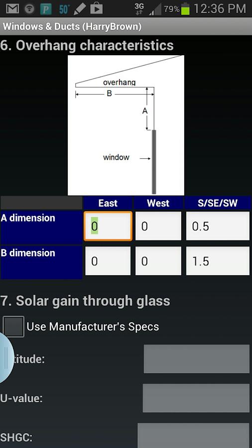 manual j load calculation app