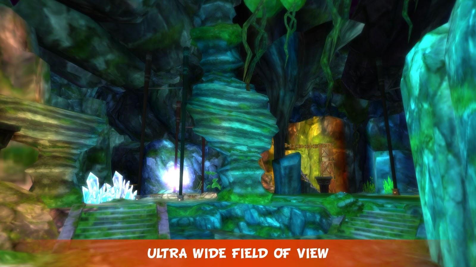 VR CAVE 3D Game - FREE 360 Virtual Reality tour 1 0 APK