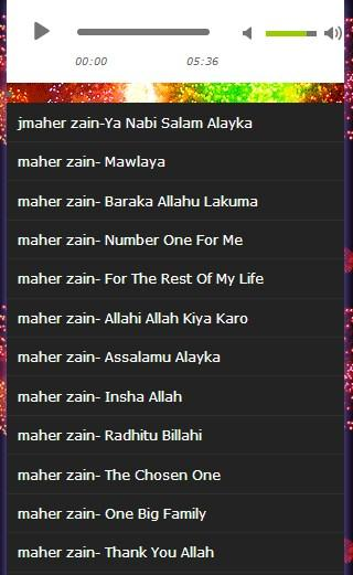 new maher zain religious songs 1 3 APK Download - Android