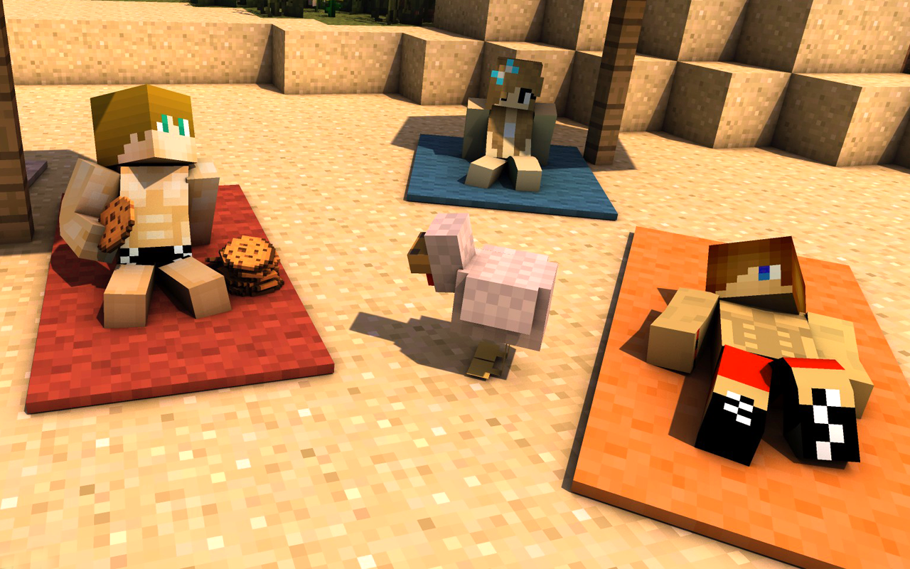 Hot Skins For Minecraft APK Download Android Entertainment Apps - Hot skins fur minecraft