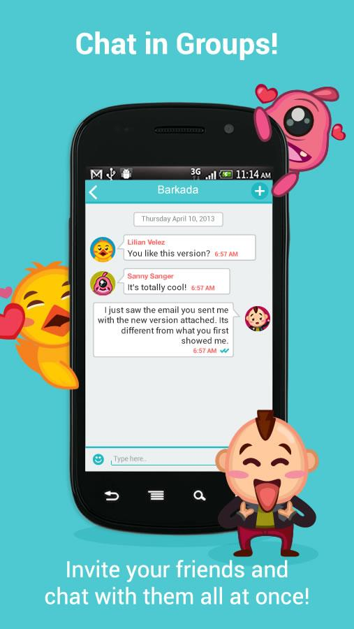 Babble Messenger 3 8 3 APK Download - Android Communication Apps