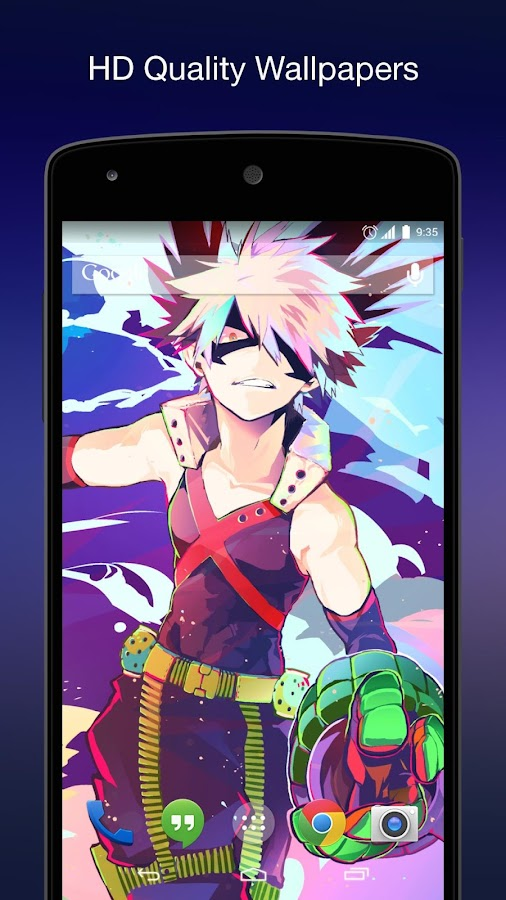 Cool Wallpapers Hd For Boku Hero 2 0 Apk Download Android