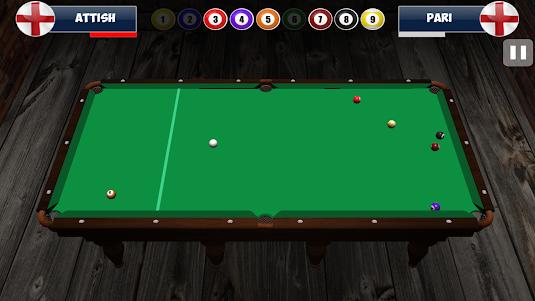 9 Ball Pool 3D Snooker 1.4 screenshot 5