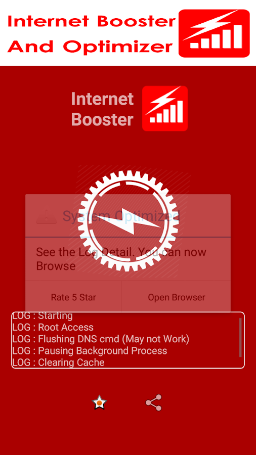 INet Booster and Optimizer 1 21 APK Download - Android Tools