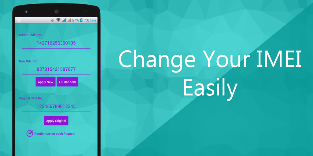 IMEI Changer pro 1 4 APK Download - Android Tools Games