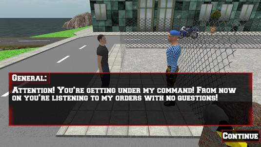 Russian Crime Simulator 1.71 screenshot 2