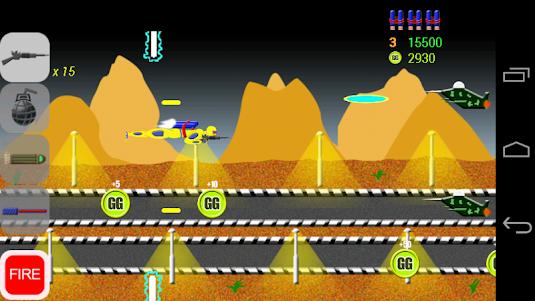 Gravity Fighter Ninja 2.0 screenshot 4