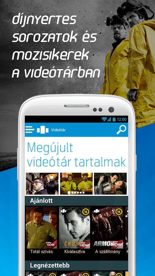Telenor MyTV 1 1 154 APK Download - Android Entertainment Apps
