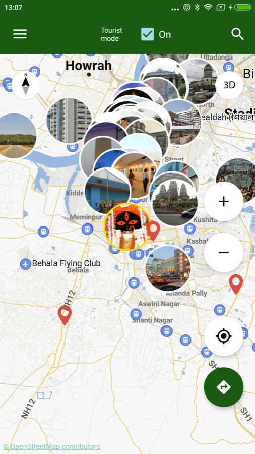 Kolkata Map Offline on service maps, online interactive maps, print maps, facebook maps, advertising maps,