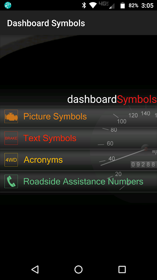 Vehicle Dashboard Symbols 37 Apk Download Android Cats