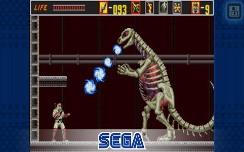 The Revenge of Shinobi Classic 1.2.1 screenshot 12