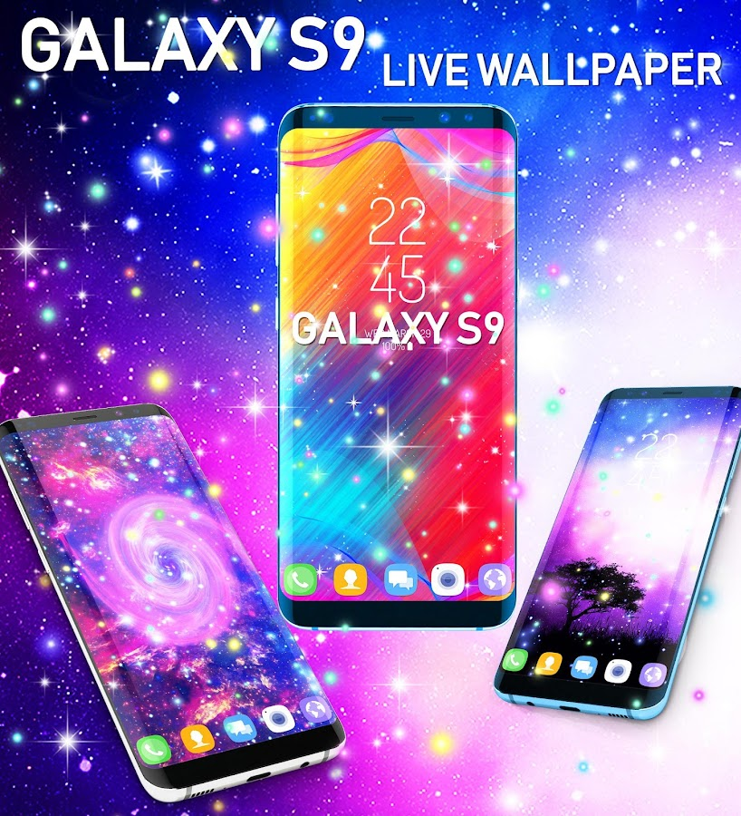 ... Live wallpapers for galaxy s9 7.3 screenshot 5 ...