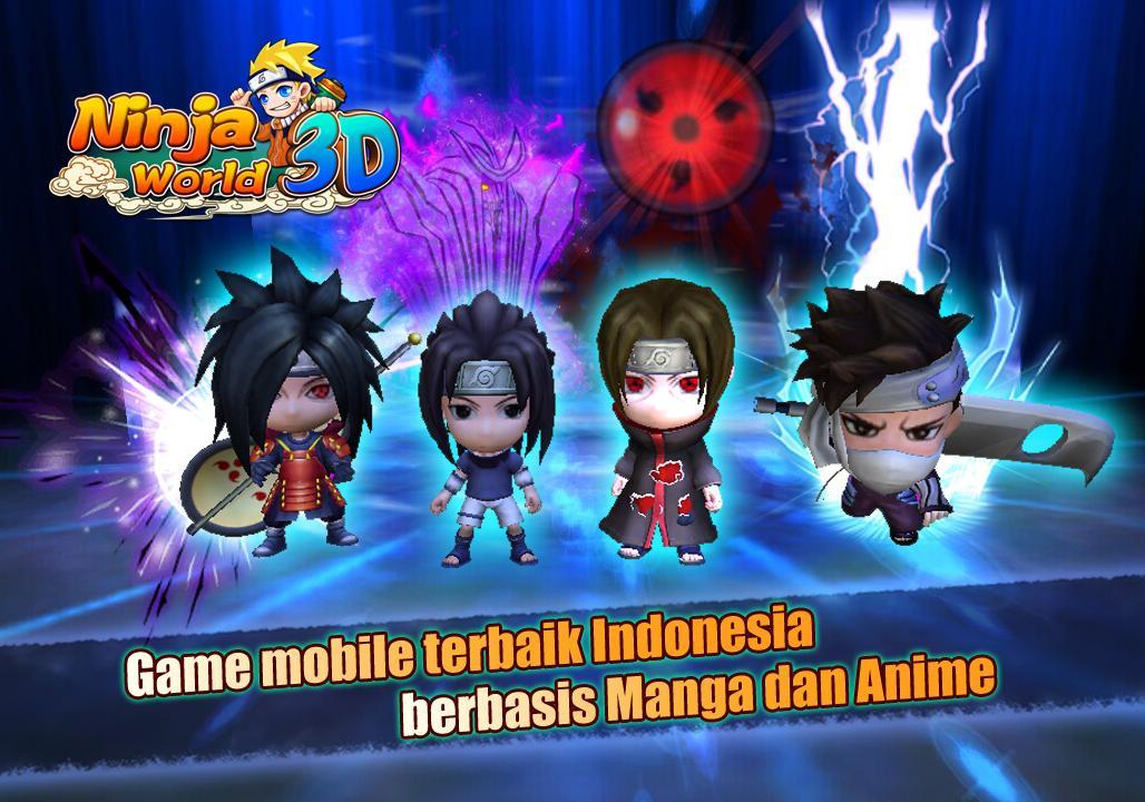 Ninja World 3D Pro 2112 Screenshot 7