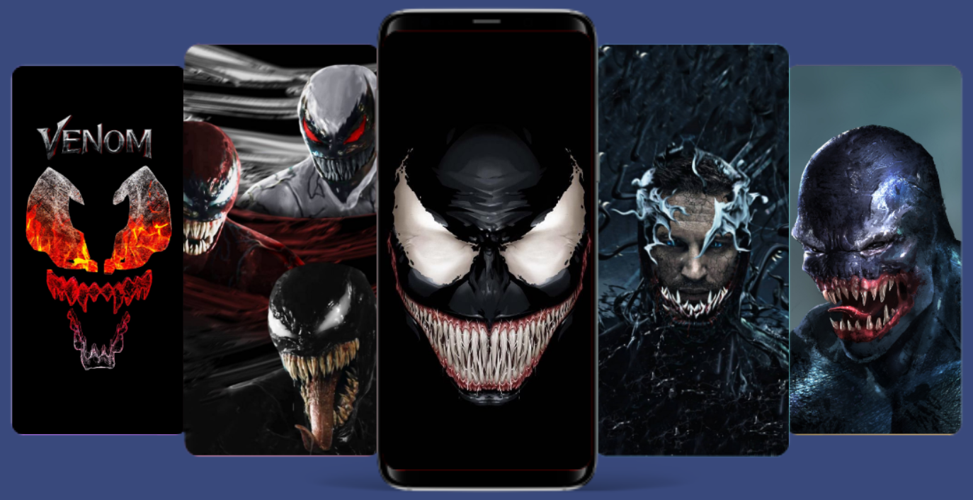 Venom Wallpapers Venom Backgrounds Venom 2018 1 0 0 Apk Download