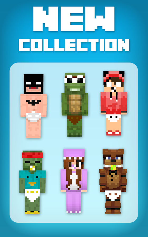 Baby Skins For MCPE APK Download Android Entertainment Apps - Coole minecraft skins fur madchen