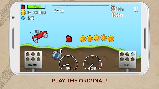Hill Climb Racing 1.40.0 screenshot 1