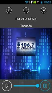 FM VIDA NOVA 1.0 screenshot 1