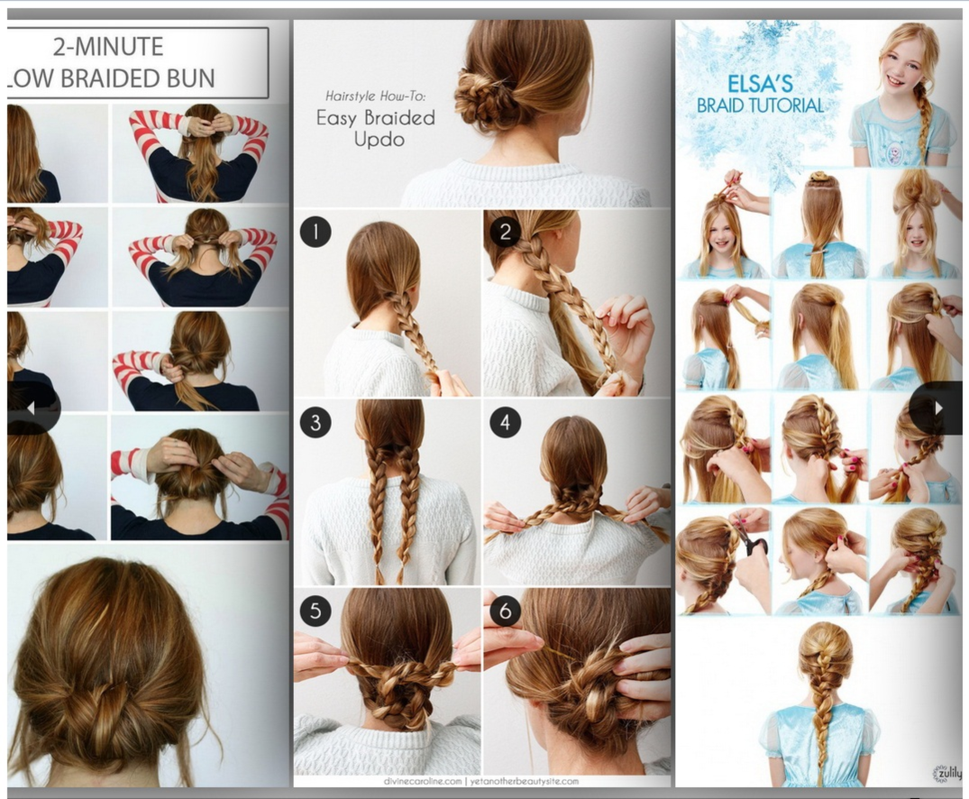 Hair Tutorials Step By Step 3 23 Apk Download Android Lifestyle Apps