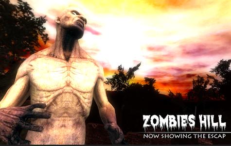 Zombies Hill 1.0 screenshot 22