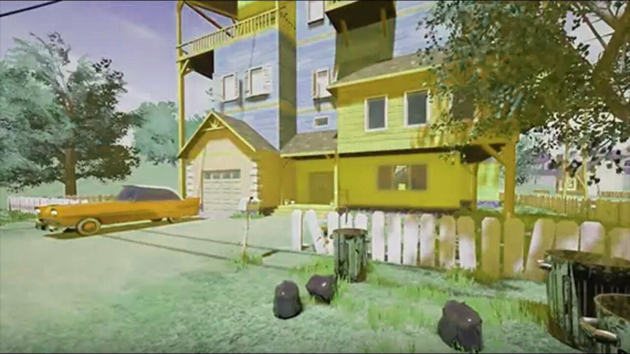pro simulator of hello neighbo 1 apk download android adventure games