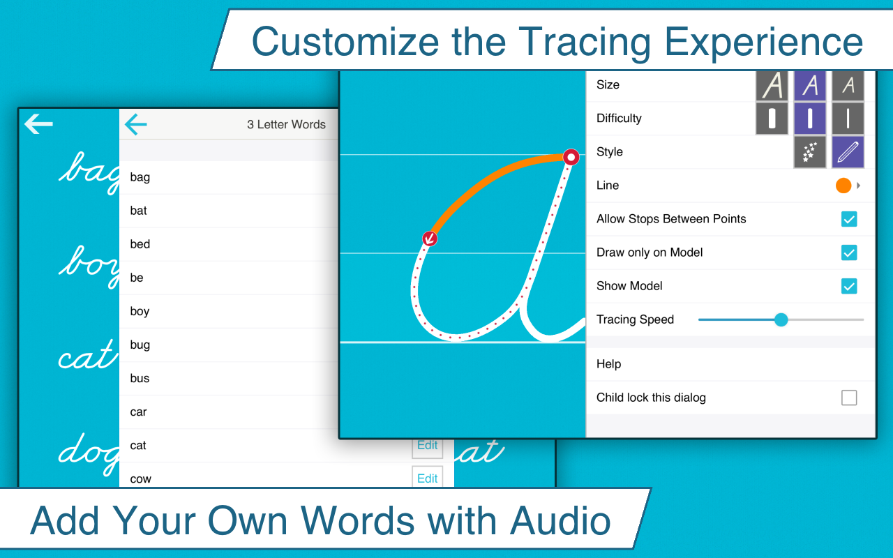 Cursive Writing Wizard Premium 2.5.0 APK Download - Android ...