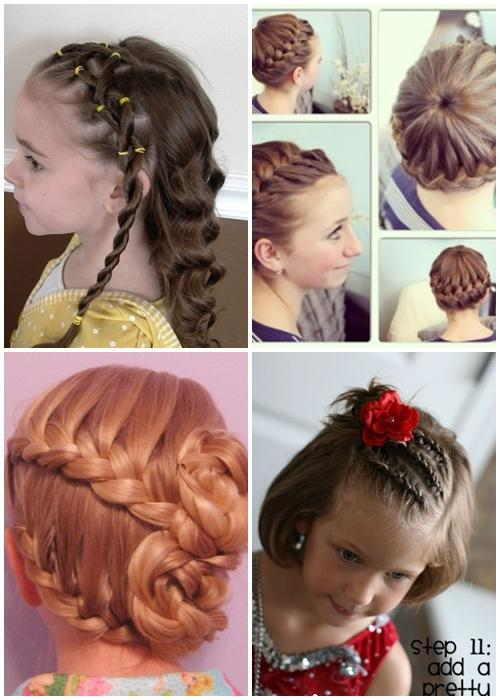 Easy Little Girl Hairstyles 1 0 Apk Download Android