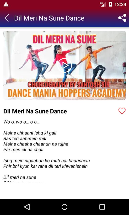 Dil Meri Na Sune Song Videos - Genius Movie Songs 1 5 7 APK
