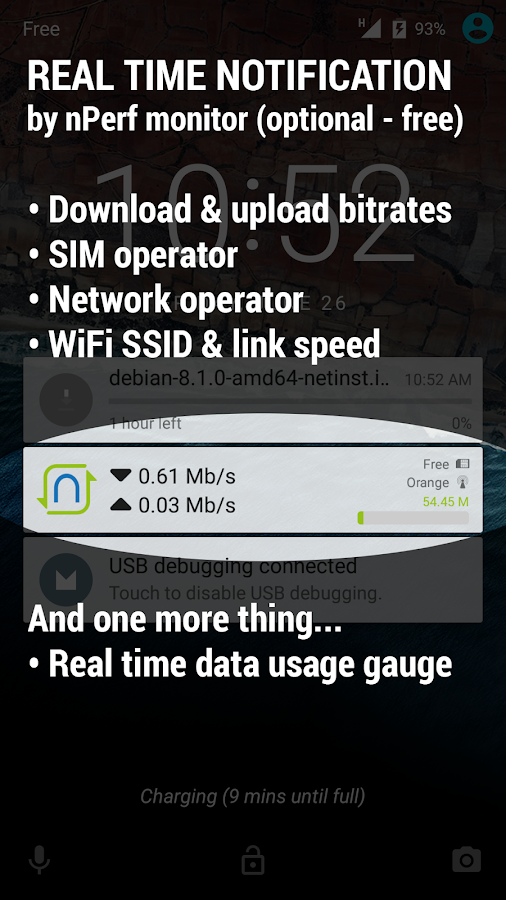 Speed Test & QoS 3G-4G WiFi 2 2 26 APK Download - Android