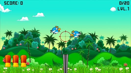Bird Shooter 1.0.4 screenshot 3