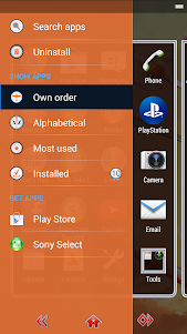 XPERIA™ Planes Theme 1.0.0 screenshot 1