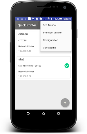 Quick Printer (ESC POS Print) 1 4 9 APK Download - Android Tools Apps