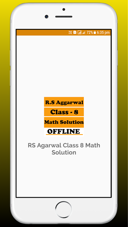 rs aggarwal class 8 math solution offline 1 1 apk download android