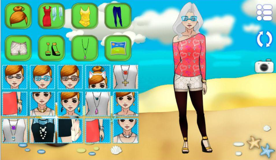 Agame Com Dress Up Games Fashion Designer Trinity