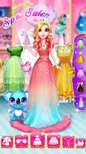Princess Beauty Salon - Birthday Party Makeup 2.1.3181 screenshot 13