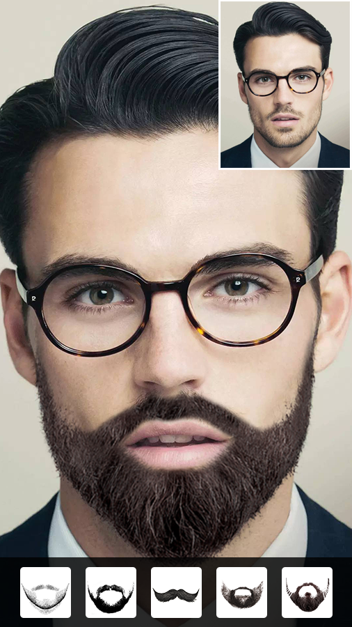 Beard Photo Editor Hairstyle 30 Apk Download Android