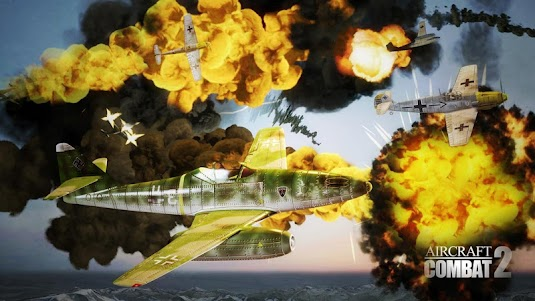 Aircraft Combat 2:Warplane War 1.0.1 screenshot 10